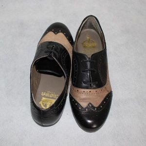 Crown Vintage Oxford Shoes